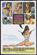 """Movie Posters:James Bond, Casino Royale (Columbia, 1967). Spanish Language One Sheet (27"""" X 41""""). James Bond. Starring Peter Sellers, Ursual Andress, ..."""