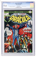 Bronze Age (1970-1979):Horror, Tomb of Dracula #7 (Marvel, 1973) CGC NM+ 9.6 Off-white pages....