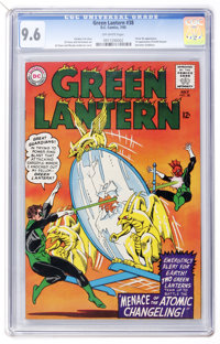 Green Lantern #38 (DC, 1965) CGC NM+ 9.6 Off-white pages
