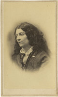Photography:CDVs, Exceptional CDV of Dancer Lola Montez....