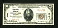 National Bank Notes:Pennsylvania, Collegeville, PA - $20 1929 Ty. 1 The Collegeville NB Ch. # 8404....