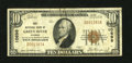 National Bank Notes:Wyoming, Green River, WY - $10 1929 Ty. 1 First NB Ch. # 10698. ...