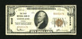 National Bank Notes:Kansas, Goodland, KS - $10 1929 Ty. 1 The First NB Ch. # 6039. ...