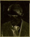 Movie/TV Memorabilia:Photos, Negative Portrait of Boris Karloff from Young Donovan's Kid....