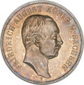 German States:Saxony, German States: Saxony. Friedrich August III 5 Mark 1907E,...
