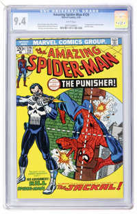 The Amazing Spider-Man #129 (Marvel, 1974) CGC NM 9.4 White pages