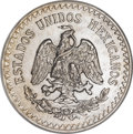 Mexico, Mexico: Republic Peso 1919-M,...