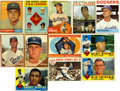 Baseball Cards:Lots, 1960-1964 Topps Los Angeles Dodgers Collection (169). ...