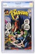 Bronze Age (1970-1979):Western, Tomahawk #140 (DC, 1972) CGC FN+ 6.5 Off-white to white pages....