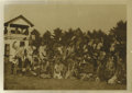 Photography:Official Photos, H.P. Marble Image of Menomonee Reservation Indians, circa 1915....