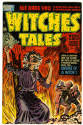 Golden Age (1938-1955):Horror, Witches Tales #16 File Copy (Harvey, 1952) Condition: FN....