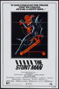 "Movie Posters:Adventure, The Stunt Man (20th Century Fox, 1980). One Sheet (27"" X 41"").Adventure...."