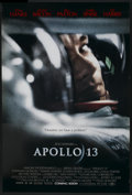 "Movie Posters:Drama, Apollo 13 (Universal, 1995). One Sheet (27"" X 40"") DS Advance TomHanks Style. Drama...."