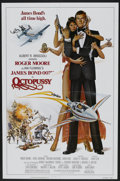 "Movie Posters:James Bond, Octopussy (MGM/UA, 1983). One Sheet (27"" X 41""). James Bond...."
