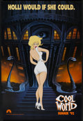 "Movie Posters:Animated, Cool World (Paramount, 1992). One Sheet (27"" X 40"") DS Style B Advance. Animated...."
