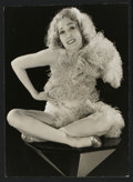 """Movie Posters:Adventure, Edwina Booth Publicity Still Lot (MGM, 1930s). Stills (10) (8"""" X10"""") and (3.5"""" X 5.5""""). Adventure.... (Total: 10 Items)"""