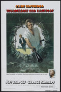 "Movie Posters:Crime, Thunderbolt and Lightfoot (United Artists, 1974). One Sheet (27"" X41"") Style A. Crime...."