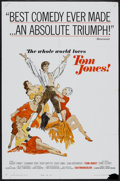"Movie Posters:Academy Award Winner, Tom Jones (United Artists, 1963). One Sheet (27"" X 41"") Style A.Academy Award Winner...."