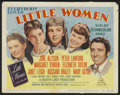 "Movie Posters:Drama, Little Women (MGM, 1949). Lobby Card Set of 8 (11"" X 14""). Drama.... (Total: 8 Items)"