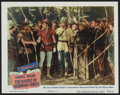 "Movie Posters:Adventure, The Bandit of Sherwood Forest (Columbia, 1946). Lobby Card Set of 8(11"" X 14""). Adventure.... (Total: 8 Items)"