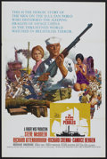 "Movie Posters:War, The Sand Pebbles (20th Century Fox, 1966). One Sheet (27"" X 41"").War...."