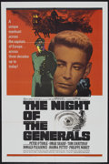 "Movie Posters:Mystery, The Night of the Generals (Columbia, 1967). One Sheet (27"" X 41"").Mystery...."