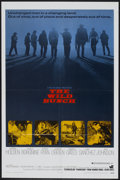 "Movie Posters:Western, The Wild Bunch (Warner Brothers, 1969). One Sheet (27"" X 41"").Western...."