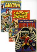 Bronze Age (1970-1979):Superhero, Marvel and Other Bronze/Modern Age Comics Group (Marvel, 1970s-'80s) Condition: Average VG.... (Total: 30 Comic Books)