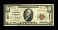 National Bank Notes:Colorado, Silverton, CO - $10 1929 Ty. 1 The First NB Ch. # 2930. ...