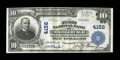 National Bank Notes:Pennsylvania, Middleburgh, PA - $10 1902 Plain Back Fr. 626 The First NB Ch. #4156. ...