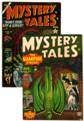 Golden Age (1938-1955):Horror, Mystery Tales #3 and 14 Group (Atlas, 1955-56).... (Total: 2 ComicBooks)