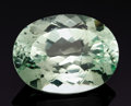 Gems:Faceted, RARE STONE: HIDDENITE, 41.53 CT.. ...