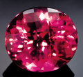 Gems:Faceted, LARGE RUBELLITE TOURMALINE, 15.40 CT.. ...