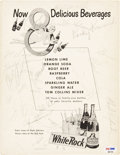 Autographs:Others, 1951 Chicago White Sox Team Signed Program....