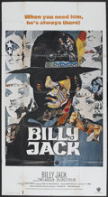 """Movie Posters:Action, Billy Jack (Warner Brothers, 1971). International Three Sheet (40""""X 76""""). Action...."""