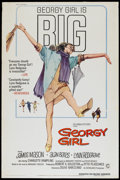 "Movie Posters:Comedy, Georgy Girl (Columbia, 1966). Poster (40"" X 60""). Comedy...."