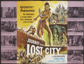 "Movie Posters:Adventure, Journey to the Lost City (American International, 1960). Pressbook(Multiple Pages, 16.5"" X 22""). Adventure...."