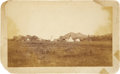 Photography:Cabinet Photos, Boudoir Image of Saddle Mountain, Indian Territory, circa 1890....
