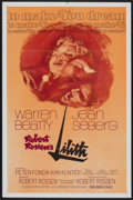 "Movie Posters:Drama, Lilith (Columbia, 1964). One Sheet (27"" X 41""). Drama...."