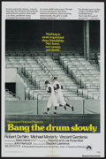 "Movie Posters:Sports, Bang the Drum Slowly (Paramount, 1973). One Sheet (27"" X 41""). Sports...."