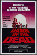 "Movie Posters:Horror, Dawn of the Dead (United Film Distribution, 1978). One Sheet (27"" X 41""). Horror...."