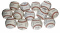 Autographs:Baseballs, 1996 San Francisco Giants Team Signed Baseballs Lot of 13. Abaker's dozen team signed orbs is offered here courtesy of the...(Total: 13 Items)