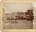Photography:Stereo Cards, Stereoview Hawken Rifle Factory, St. Louis, Missouri, circa1860s-1870s. ...