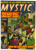 Golden Age (1938-1955):Horror, Mystic #9 (Atlas, 1952) Condition: FN+....