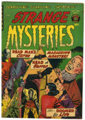 Golden Age (1938-1955):Horror, Strange Mysteries #6 (Superior, 1952) Condition: FN....