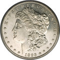 Morgan Dollars, 1893-CC $1 MS66 PCGS....