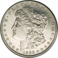 Morgan Dollars, 1893-S $1 MS64 PCGS....