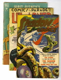 Golden Age (1938-1955):Miscellaneous, Miscellaneous Golden/Silver Age Group (Various Publishers, 1945-67).... (Total: 11 Comic Books)
