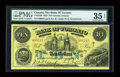 Canadian Currency: , Toronto, ON- The Bank of Toronto $10 Feb. 1, 1923 Ch. 715-22-40....