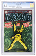 Silver Age (1956-1969):Horror, Unexpected #112 (DC, 1969) CGC VF 8.0 White pages....